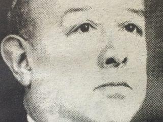 Don Francisco Anselmo Castagnino, (1884-1955), fundador y primer director «Ad Honorem», del Museo Histórico Municipal, que lleva su ilustre nombre.