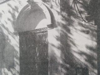 Fachada de la vivienda, que habitó Don Valentín Fernández Coria, en la calle Moreno Nº 278, de nuestra ciudad.