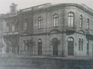 El Teatro Español y la Asociación Española, a principios de siglo XX.