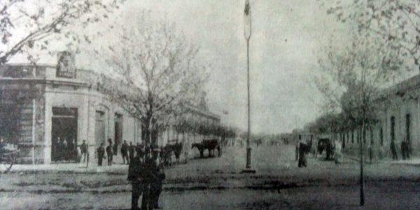 Avenida Ceballos.