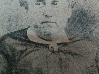 La gran educadora, escritora y periodista Juana Paula Manso 1819-1875, fundadora de la primera biblioteca pública, en Chivilcoy, el 10 de noviembre de 1866.