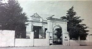 """La sede del Museo Municipal de Artes Plásticas """"Pompeo Boggio"""", en la intersección de las calles Bolívar y Salta. Se habilitó, en el mes de enero de 1958."""