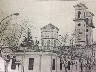 La iglesia consagrada a la Virgen Nuestra Señora del Carmen. Comenzó a construirse, el 8 de septiembre de 1946, y se inauguró, el 22 de octubre de 1949, con la presencia del entonces gobernador de la provincia de Buenos Aires, Cnel. (R) Domingo A. Mercante.