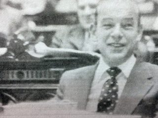 """El Dr. Francisco José Falabella (1920-1998). A principios de la década de 1960, ocupó una banca de diputado, en la Legistalura bonaerense, y fue uno de los que compró, generosamente """"La Casa de Chivilcoy"""", junto al Dr. Luis Martocci, el 12 de abril de 1961."""