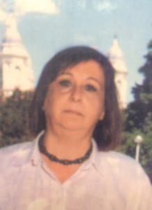 Dra. María Amanda Caggiano, fundadora y ex directora del Museo Arqueológico Municipal.