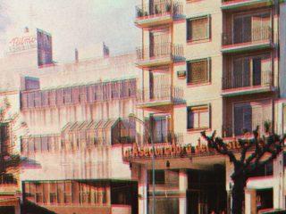 Actual sede, de la Biblioteca Popular «Dr. Antonio Novaro», en la calle Moreno Nº 30, inaugurada el 22 de octubre de 1978.