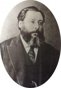 José Rafael Hernández y Pueyrredón (10 de noviembre de 1834 - 21 de octubre de 1886)