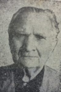 El maestro Don Pedro Nicolás San Mauro (1875-1973), quien durante muchas décadas, de una sostenida labor, ejerció la enseñanza, en nuestra ciudad de Chivilcoy.