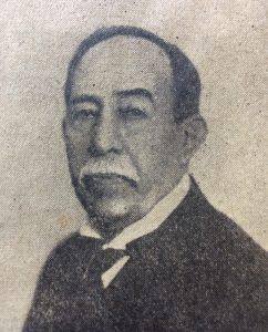 El eminente y prestigioso, jurisconsulto y magistrado chivilcoyano, Dr. Antonio Bermejo (1853-1929).