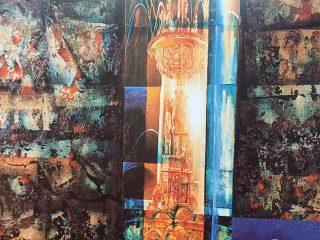 Obra pictórica del artista plástico y docente, profesor Carlos Ireneo Iglesia, fallecido el 14 de noviembre de 2016.