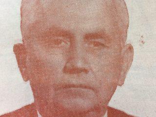 Don Simón Vasques, fundador director y gran propulsor del matutino «La Razón». Nacido el 19 de febrero de 1879, falleció el 21 de agosto de 1950.
