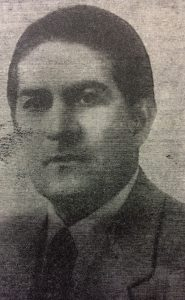 Profesor, Dr. Jose´Doroteo Caro, gran fundador, primer presidente y singular propulsor de la Federación Chivilcoyana de Deportes, creada el 23 de octubre de 1925. Propuso el nombre de la entidad, y redactó el estatuto de la institución, que luego, se transformara, en Liga Chivilcoyana de Fútbol.