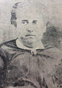 La educadora y escritora argentina, Juana Paula Manso (1819-1875), fundadora de la primera biblioteca pública de Chivilcoy, el 10 de noviembre de 1866.