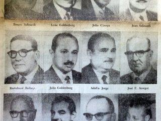 Distintos presidentes, del Centro Comercial e Industrial, desde su fundación, el 28 de enero de 1940, hasta la inauguración de la nueva sede de la entidad, el 5 de noviembre de 1972. El primero de ellos, fue Don Roque Salinardi, y el último, Don Pedro Lozada.