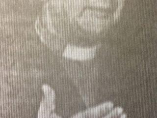 El padre José Lindor Zaccardi, inolvidable sacerdote chivilcoyano, nacido en 1932, y muerte trágicamente, en noviembre de 1992.