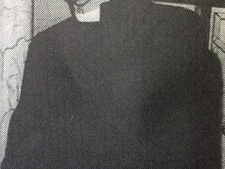 El querido e inolvidable actor José «Pepe» Ghío, un reconocido intérprete, del género humorístico. Nacido en 1940, falleció en el año 2001.