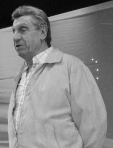 Dr. Jorge Francisco Palmieri, destacado médico de nuestra ciudad, con una trayectoria profesional, iniciada en el mes de abril 1971. En el 2016, se le impuso su nombre al Estadio Centro, del Club Gimnasia y Esgrima, de Chivilcoy.