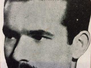 """El caracterizado y prestigioso, escritor, poeta, periodista y docente, Diego Bernabé Rositto (1919-1991), director del matutino """"La Voz de Chivilcoy"""", desde su fundación, el 2 de diciembre de 1968, hasta el 2 de diciembre de 1971."""