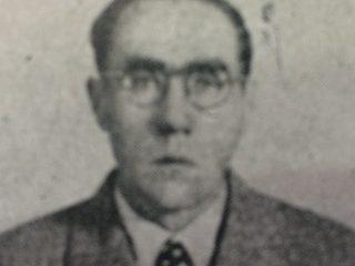 Don Sebastián Lauhirat, primer presidente de la Asociación Rural de Chivilcoy, elegido por asamblea, el 7 de julio de 1947.