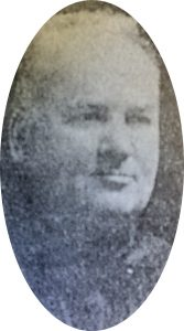 El presbítero Don Andrés Iturralde (1856-1946), ex titular de la Parroquia San Pedro Apóstol, desde el 22 de abril de 1893, hasta el 21 de noviembre de 1908.