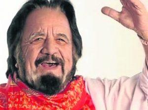 El gran intérprete folklórico, compositor y autor argentino, Horacio Guarani, (1925-2017), quien visitó nuestra ciudad en distintas oportunidades, ofreciendo, exitosos y aplaudidos recitales populares.