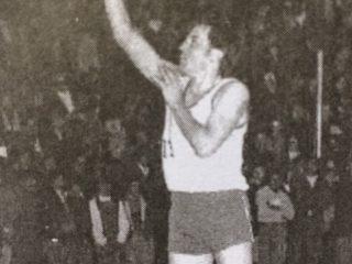 Carlos Alberto González, ex integrante del equipo brasileño de Palmeiras, uno de los mayores baluartes,del basquet mundial