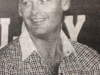 El joven Diego Magni, actual presidente del Club San Lorenzo, fundado el 26 de noviembre de 1936.