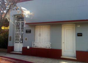 Salón del Periodismo Chivilcoyano, fundado y organizado por Carlos Armando Costanzo, el 21 de febrero de 1994. Tiene su sede, en la calle Balcarce Nº 39, de nuestra ciudad.
