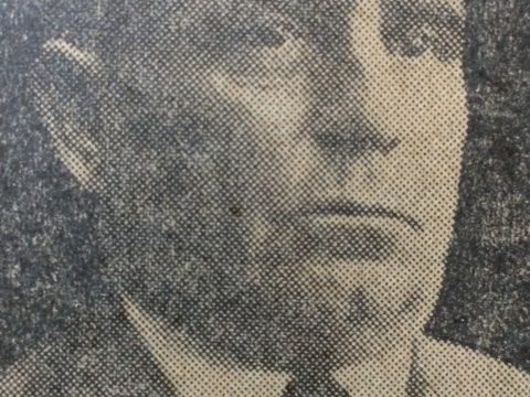 Procurador Marcelino Celaya, presidente del Honorable Concejo Deliberante de Chivilcoy, durante la gestión de Don Rafael Juan Falbella. Fue Intendente Municipal interino, en 1938.