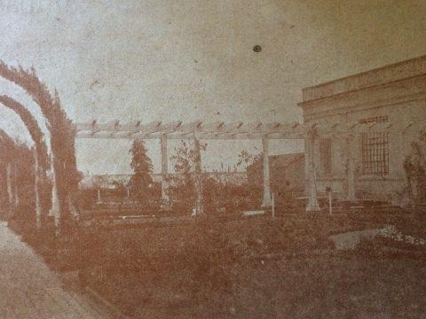 El Hospital Municipal de Chivilcoy, en 1937.