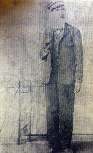 Don Francisco Zeparra, primer guardián, de la plaza principal 25 de Mayo, falleció en 1924, después de cumplir, una honrada y eficiente labor, en dicho paseo público, de nuestra ciudad.