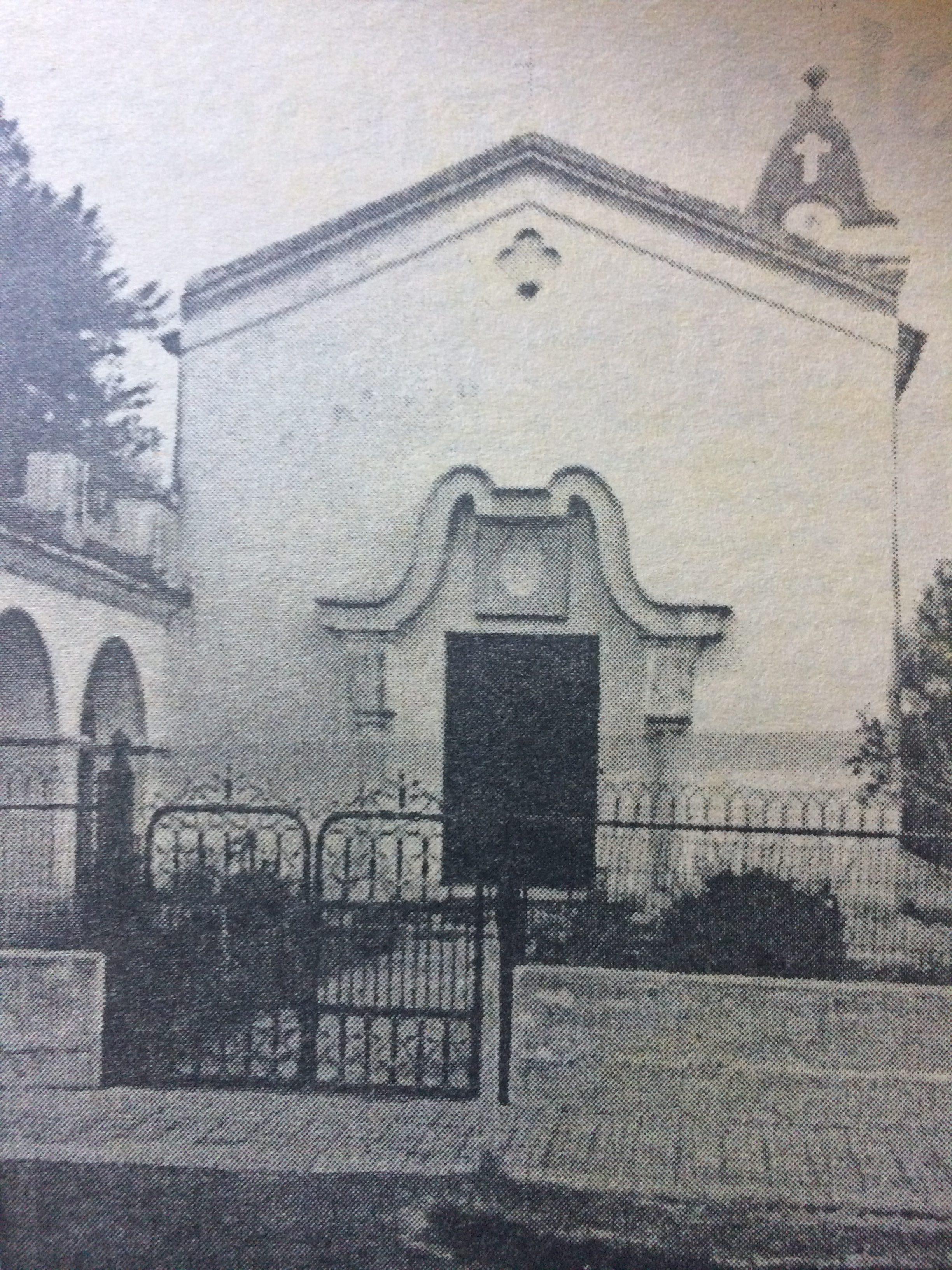 La Capilla de Ramón Biaus, se colocó bajo la advocación de la Virgen Nuestra Señora de los Dolores, cuya festividad, se conmemora cada 15 de septiembre.