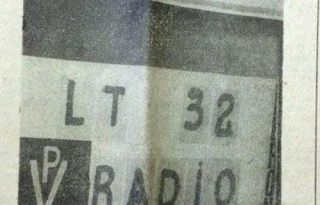 El 13 de junio de 1973, la emisora local, LT 32 Radio Chivilcoy, fue ocupada, por miembros integrantes de la Juventud Peronista, y se le substituyó el nombre, imponiéndosele la denominación de Radio «Héroes de Trelew».