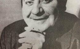 El destacado y prestigioso locutor, animador y letristra chivilcoyano, Roberto Carde (1930-1997), caracterizada figura, de la radiofonía Argentina, que se eligió en nuestra ciudad, con la «Publicidad Carde», en la década de 1950.
