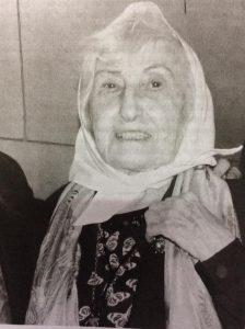 """La profesora Adelina E. Dematti de Alaye, nacida en Chivilcoy, el 5 de junio de 1927, y fallecida en La Plata, el 24 de mayo de 2016. Tesonera y valerosa Madre de Plaza de Mayo (Grupo La Plata), luchó infatigablemente, por la verdad, la justicia y los derechos humanos. Fue declarada """"Ciudadana Ilustre"""", de Chivilcoy, el 23 de marzo de 2005,  y """"Doctora Honoris Causa"""", de la Universidad Nacional de La Plata, en mayo de 2010. El 5 de junio de 2015, se le impuso su nombre al """"Complejo Histórico Municipal"""", ubicado en la calle 9 de julio Nº 177."""