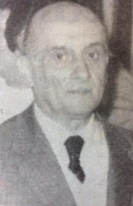 El destacado y prestigioso médico cirujano, Dr. Alfonso, Damián Litterio (1920-1999).