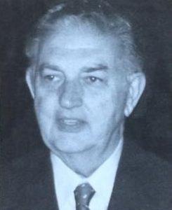 El eminente y prestigioso médico cirujano, Dr. Eduardo A. Zancolli, una extraordinaria figura científica, y una verdadera gloria, de la medicina, argentina y mundial.