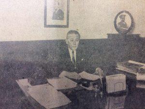 Don Rafael Juan Falabella (1888-1942), ex intendente municipal de Chivilcoy, desde 1932, hasta 1934, y entre 1936 y 1938, fue un hombre, hacedor, ejecutivo y progresista.