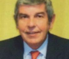 El Dr. Eduardo R. Zancolli, hijo del gran médico homenajeado.