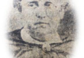 La ilustre educadora y escritora argentina, Juana Paula Manso (1819-1875), fundadora de la primera biblioteca publica de Chivilcoy, el 10 de noviembre de 1866.