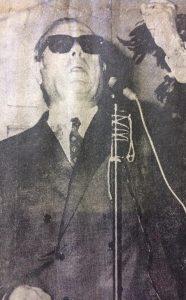 El siempre recordado y prestigioso, abogado, dirigente, docente y hombre público, Dr. Eduardo Ángel Ramón Massolo (1917-1984), todo un aleccionador y hermoso ejemplo de coherencia ideológica, rectitud moral, honradez y transparencia, para todos los políticos argentinos.