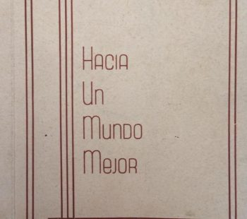 Libro editado, en abril de 1979, en los talleres gráficos «Oeste».