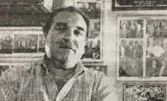 El señor Ítalo Mucci, propietario de la cafetería «La Perla», desde 1988. A lo largo de estos años, promovió la exitosa organización, de numerosos espectáculos artísticos, con intérpretes y orquestas, locales y nacionales.