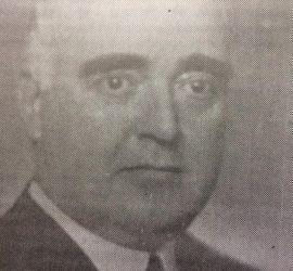 El caracterizado y prestigioso abogado, dirigente político, ex intendente municipal de Chivilcoy, y hombre público local, Dr. Alejandro Osvaldo Suárez (1892-1943), uno de los hijos de Don Alejandro María Suarez.