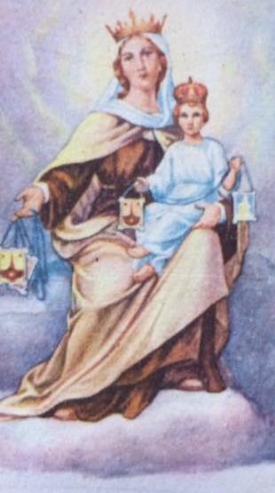 La tradicional y gloriosa festividad chivilcoyana de la Virgen del Carmen
