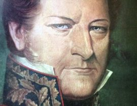 Brigadier General, Don Juan Manuel de Rosas (1793-1877), ex gobernador de la Provincia de Buenos Aires, quien fundó, el partido bonaerense de Chivilcoy, el Domingo 28 de diciembre de 1845, y al día siguiente, lunes 29 de diciembre, designó al primer Juez de Paz y Comisario de Policía, del distrito, Don Lázaro José Molina, el cual, se desempeñó en dicho cargo, hasta el mes de noviembre de 1848.