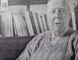 El caracterizado y prestigioso odontólogo, filósofo, psicólogo, escritor, disertante, músico y docente, Dr. Enrique Ernesto Febbraro, nacido el 7 de julio de 1924, y fallecido el 4 de noviembre de 2008; toda una polifacética y admirable personalidad, que propuso, como «Día del Amigo» , el 20 de julio, por la llegada del Hombre a la Luna, en 1969.