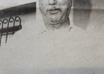 Don Guillermo O. Muscolino, uno de los fundadores y grandes propulsores del Centro Parroquial San Cayetano, creado en el mes de agosto de 1977.