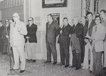 Don Edgar Ángel Frígoli, intendente municipal de Chivilcoy, cuando se predujo, el golpe de estado militar, del 24 de marzo de 1976, instaurando en el país, el denominado, proceso de reorganización nacional. El intendente Municipal, Dr. Guillermo Alejandro Britos, designó a Edgar Ángel Frígoli, «Intendente Honorario de Chivilcoy», como un justiciero y merecido reconocimiento y homenaje, por su rectitud moral y su honradez inquebrantable y ejemplar.
