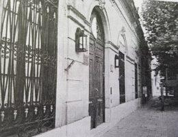 Fachada del Complejo Histórico Municipal, ubicado sobre la calle 9 de Julio Nº 177.